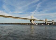 Podul Calafat-Vidin va fi inaugurat cel mai devreme in mai