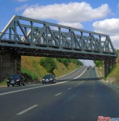 Podul de la Agigea e inchis complet pana la sfarsitul lunii