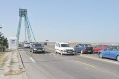 Podul de la Agigea risca sa se prabuseasca