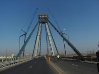 Podul de la Agigea se inchide pentru trei zile