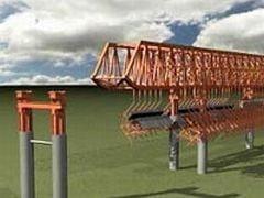 Podul de la Calafat nu va fi gata la timp