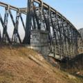 Podul feroviar prabusit de la Gradistea va fi reconstruit. CFR Infrastructura a semnat contractul de peste 470 de milioane de lei