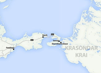 Podul pana in Crimeea, misiune imposibila a Rusiei si consecintele dezastruoase