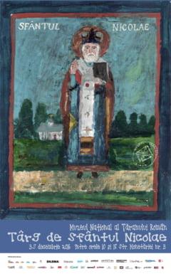 Poftiti la bunatati la targul de sfantul Nicolae de la Muzeul Taranului