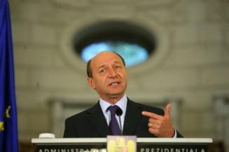 Pogorarea Duhului Sfant peste Traian Basescu (Opinii)