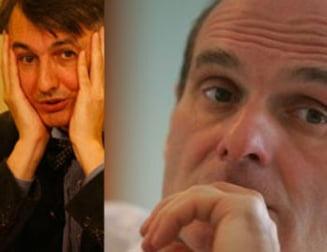Polemica Patapievici - CT Popescu, in scandalul poneiului roz