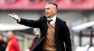 Poli Iasi, surclasata pe teren propriu de Sepsi Sfantu Gheorghe, in Liga 1. Echipa lui Daniel Pancu a fost condusa la pauza cu 3-0