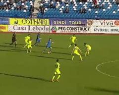 Poli Iasi se impiedica surprinzator de cea mai slaba echipa din Liga 1