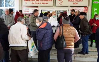 Policlinica Titulescu din Buzau a fost inchisa temporar, dupa ce un medic a fost depistat cu Covid-19
