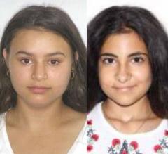 Politia Capitalei solicita sprijin pentru gasirea a doua fete de 16 ani disparute