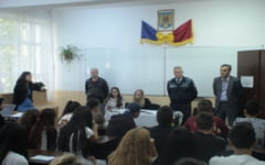Politia Judeteana Giurgiu, activitati preventive in unitati de invatamant