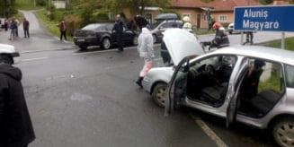 Politia Mures, detalii despre accidentul din Brancovenesti!