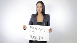 Politia Romana a starnit indignare: Daca esti victima hartuirii sexuale #RidicateSiFugi