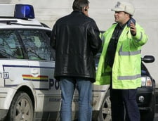 Politia Rutiera da informatii despre amenzi si pe messenger