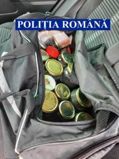 Politia a confiscat peste 23 de kilograme de icre negre de la trei barbati din Mehedinti. Valoarea capturii se ridica la 50.000 de euro