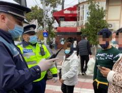 Politia a dat amenzi de peste 7.000 de lei, in numai trei ore, bucurestenilor care nu au respectat masurile anticoronavirus