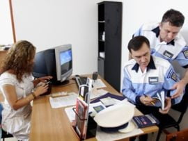 Politia a deschis in sectorul 2 un nou birou pentru accidente usoare