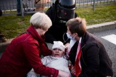 Politia a primit aprobare sa foloseasca arme letale impotriva protestatarilor din Belarus