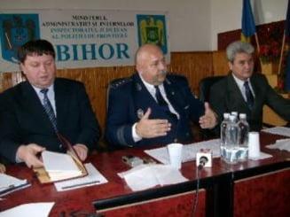 Politia de frontiera s-a reorganizat: Inspectoratul Oradea a preluat intreaga frontiera cu Ungaria