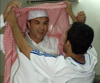 """Politia din Emiratele Arabe Unite a declarat """"stare de alerta"""" din cauza lui Olaroiu"""