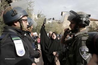 Politia din Israel a arestat 12 protestatari impotriva premierului Benjamin Netanyahu
