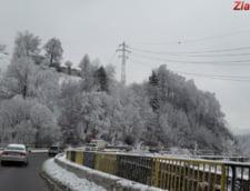 Politia in actiune: Sute de soferi, sanctionati pentru ca nu au avut cauciucuri de iarna