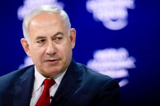 Politia israeliana recomanda inculparea premierului Netanyahu. E suspectat de coruptie in doua cazuri