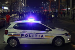 Politia monitorizeaza conturile de Facebook ale protestatarilor. Au fost deschise deja dosare penale