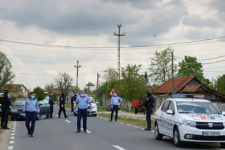 Politia pe strazi! Amenzi de peste 160.000 de lei pentru contraventii rutiere