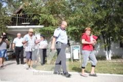 Politia solicita expertiza tehnica in cazul accidentului de la Acas