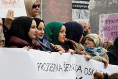 Politia unei regiuni din UE a dat liber angajatelor la purtat hijab