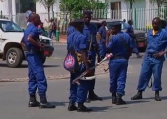 Politician impuscat mortal in timp ce mergea spre casa, sub protectia politiei
