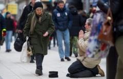 Politicieni suedezi: Romania sa plateasca ajutoarele sociale pe care le dam cersetorilor rromi