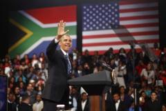 Politicile promovate de lideri autoritari inseamna sfarsitul democratiei - Obama, atac voalat
