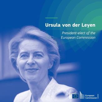 Politico: Europa sta dupa Romania! Ursula von der Leyen are nevoie urgent de o nominalizare de la Bucuresti, dar nu are cine s-o faca