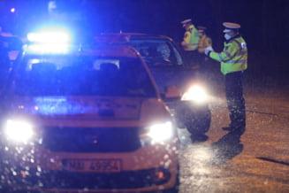Politist injunghiat in plina strada la Eforie Nord. Atacatorul, urmarit cu focuri de arma de colegii agentului ranit