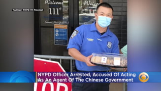 Politist newyorkez de origine tibetana, inculpat de spionaj in favoarea Chinei