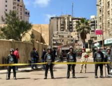 Politist ucis in Egipt, cand incerca sa dezamorseze o bomba in fata unei biserici