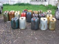Politisti retinuti dupa ce au furat produse petroliere de 1,2 milioane de lei