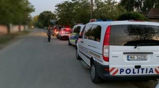 Politistii SICE Olt, perchezitii in comuna Cungrea intr-un dosar de evaziune fiscala. Au fost descinderi si in alte patru judete