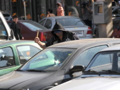 Politistii au prins un hot din masini. Parchetul l-a lasat liber