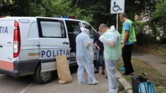 Politistii brasoveni i-au identificat pe autorii crimei de pe strada Carpatilor