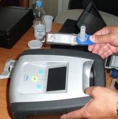 Politistii de pe litoral vor fi dotati cu aparate pentru depistarea consumului de droguri