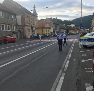 Politistii din Covasna si Prahova, chemati pentru o razie la Brasov: 176 de amenzi in 2 ore