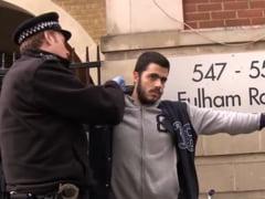 Politistii din Londra vor avea asupra lor 20.000 de camere de luat vederi