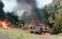 Politistii din Mexic, vizati de o ambuscada: 14 au fost ucisi cand au raspuns unui apel de salvare (Video)