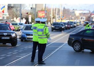 Politistii ieseni au retinut, in cateva ore, 21 de permise de conducere