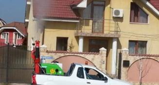 Politistii locali FAC PRESIUNI pentru incheierea de contracte cu firma Romprest. Cum intervine Prefectura Bihor