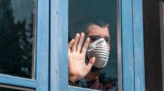 Politistii olteni au gasit un tanar din Cezieni, care a fugit din autoizolare