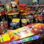 Politistii tulceni au confiscat 2144 de petarde